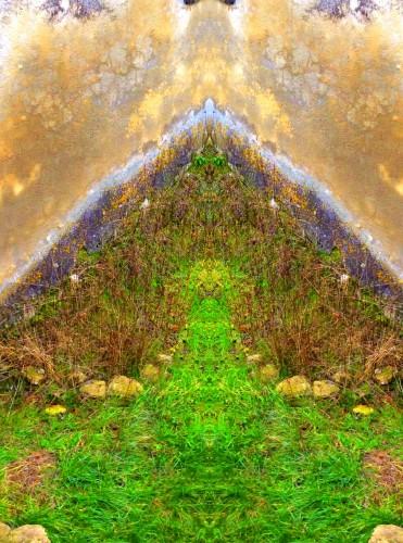 photo, art, numérique, peinture, couleurs,lumière, illustration, bouddha,extérieur