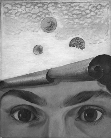 Ernst, dessin, tableau, art, insolite