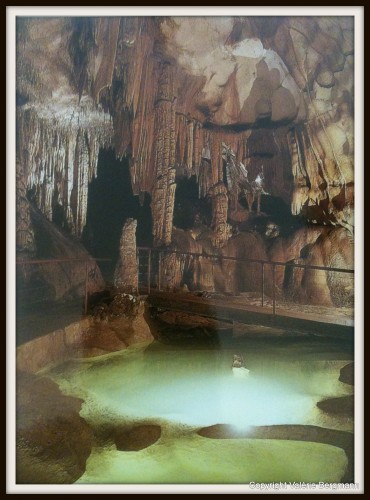 grotte, Ardèche,  st- Marcel, sous-terrainne,