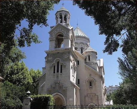 église,arménienne,mariage,parents,langue,araméen