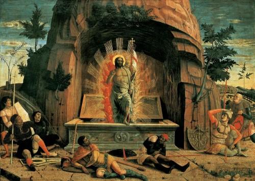 art, peinture, résurrection, musée Tours