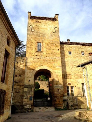 photos, château fort, moyen-âge, pierre, donjon, tour