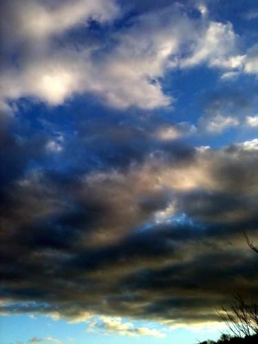 photos, art, couleurs, cieux, paysage, nuages, soleil