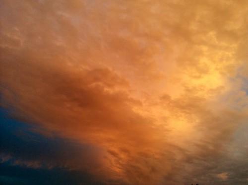 Photos, ciel, arc en ciel, couleurs, écharpe de Vénus, lumières, luminosités, numériques, nuances, nature, horizon, espace