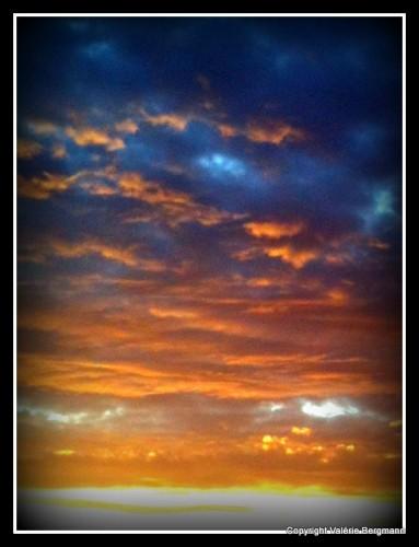photos, ciel, nuages, couleurs, lumières