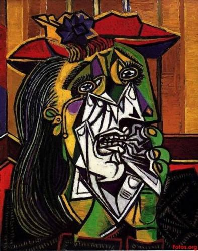 Picasso, art, peinture, femme, muse