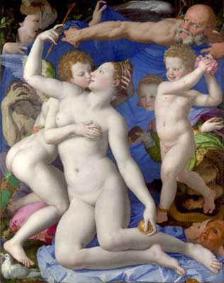 bronzino, art, florentin,peinture,maniérisme