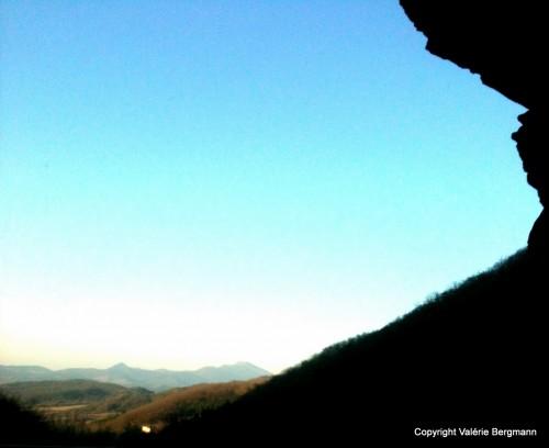 photo, ciel, paysage, lumière, nature