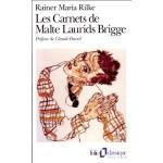 livre, Rilke, les cahiers de Malte Laurids Brigge, oeuvre, magistrale, poésie