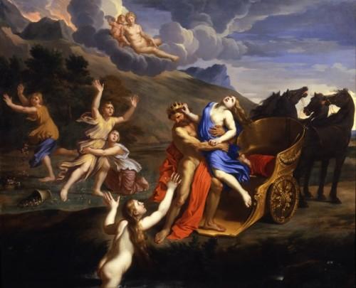 art, peinture, baroque, Mignard, Proserpine, mythologie