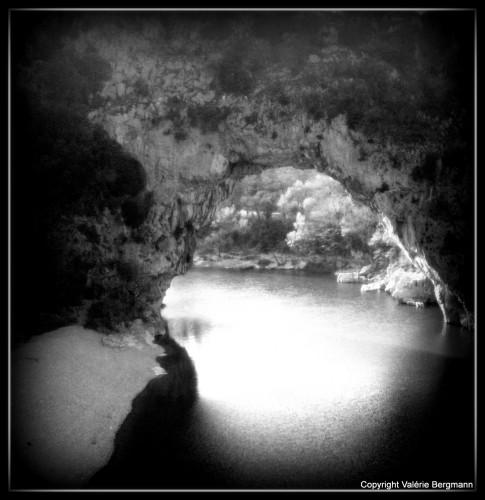 photo, Ardèche, Drôme,noir, blanc, nature, paysage, lumières