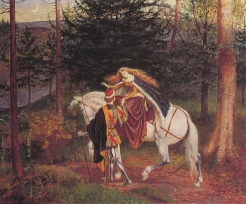 art, Waterhouse, toile, cheval, peinture, tableau, huile, préraphaélisme, esthétisme