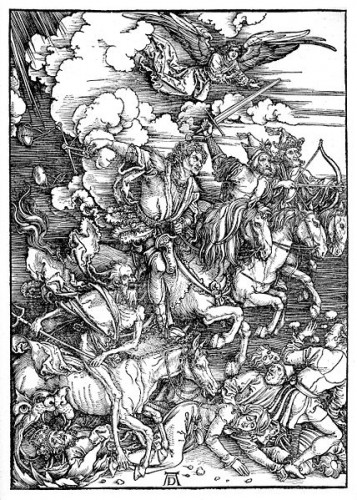 Les quatre cavaliers de l'Apocalyspe Dürer.jpg