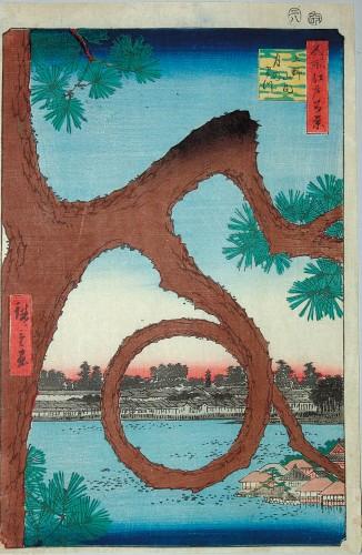 art, japon,Hiroshige, estampes,  van gogh, peinture
