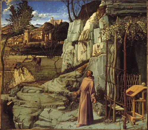 Bellini,art, peinture, renaissance,extase