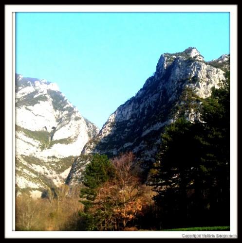photo, Saou, nature, paysages, ciel, ombres, église, romane, arbres, forêt, Vercors, lumière