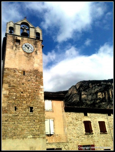 photo, église, chevrots, saou, drome,tourisme