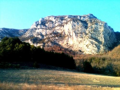 photo, nature, paysage, colline, ciel
