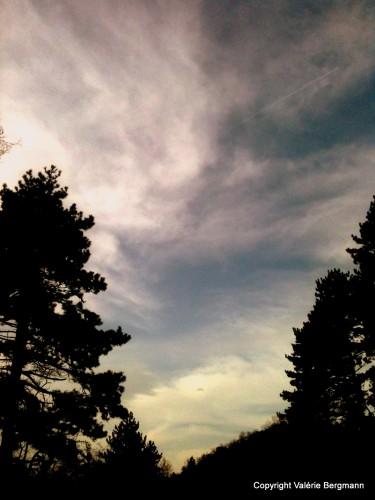 photo, ciel, roche, ombres, paysage, nature, couleurs, nuages, lumières