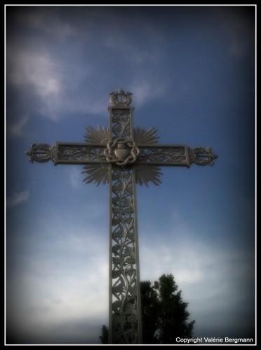 photos, Autichamp, Drôme, nature, église, vitrail, cerises, champ