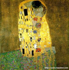 el beso (Gustav Klimt).JPG
