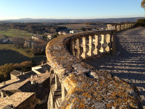 photos, Château de Grignan, Terrasse, jardin, Drôme, marquise de Sévigné, panorama, jardin, terrasse, détails