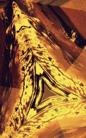 art numérique, photo, effets, couleurs, tour Eiffel, image, illustration, couleurs, forme