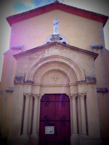 photos, paroisse, église, décoration, Saulce, drôme, rhône, dieu, vierge, croix, saints, ornements