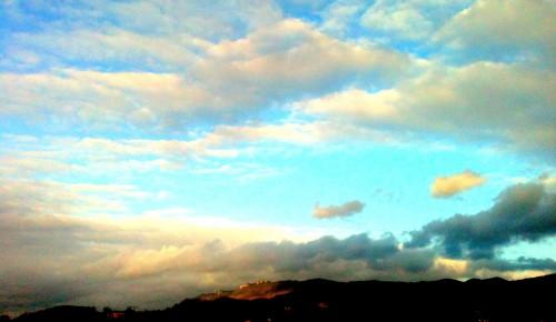 photos,lumières,ciel,nuages,art,lune