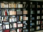livres, bibliothèques, numérique, réel, papier, littérature