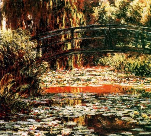 Monet, génie, peintures, art, regard, monde
