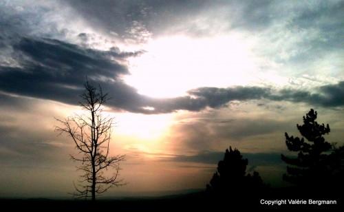 photo, art, ciel, Saou, nature, paysage, couleurs, nuages