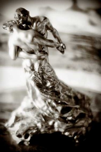 art, statue, sculpture, Claudel, valse, amour, danse, tourbillon