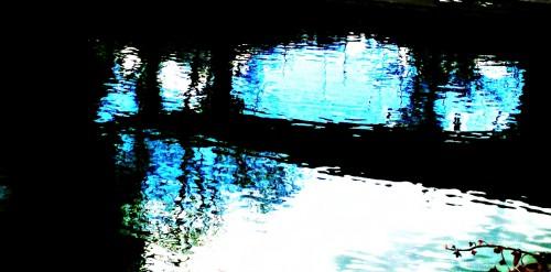 photos, art, couleur, paysage,neige, montagne, eau, les chanaux, crest