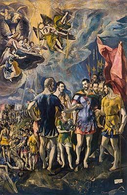 le martyr de saint maurice Le greco.jpg