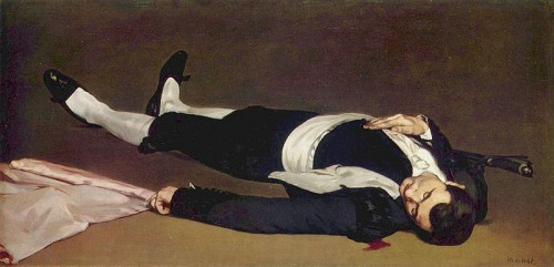 manet, totero,impressionnisme, mort, vengeance