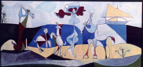 art, Picasso, artiste, peintre, peinture,fauvisme, pèriode bleue, Antibes,