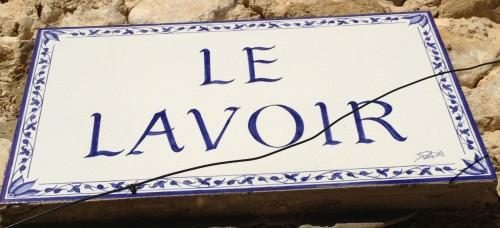 photos, art, village, lavoir, gargouille, drôme