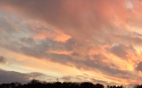 photo, art, ciel, firmament, peinture, nuages, couleurs, vraies, Drôme, nature,