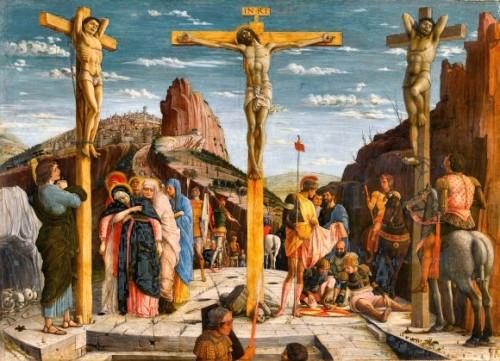 mantegna,renaissance, peinture, art