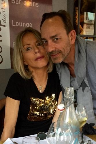 Photo, Valerie bergmann, Pascal, Aix en Provence, souvenir, soiree