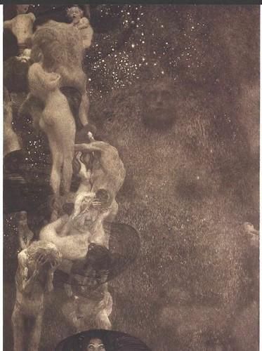 peinture,art nouveau,klimt,vie,mort,philosophie, nazis, vienne