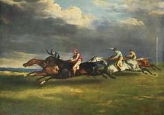le derby d'Epson géricault.jpg