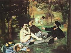 Edouard Manet - Colazione sull'erba 1863.jpg