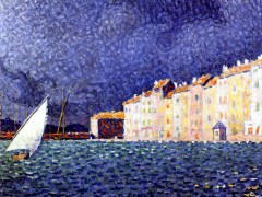 St tropez,l'orage 1895.jpg