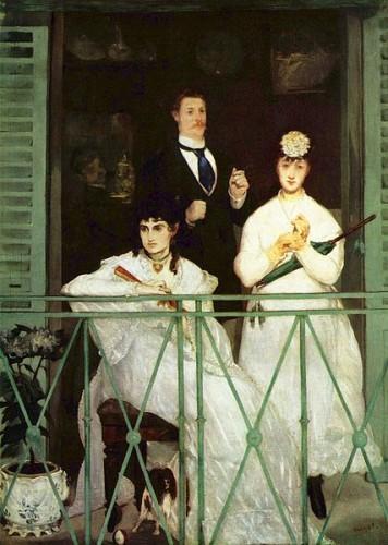 exposition, Paris, mode, impressionnisme, peintures, Manet